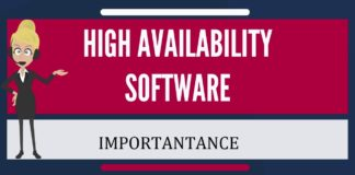 HIGH AVAILABILITY SOFTWARE