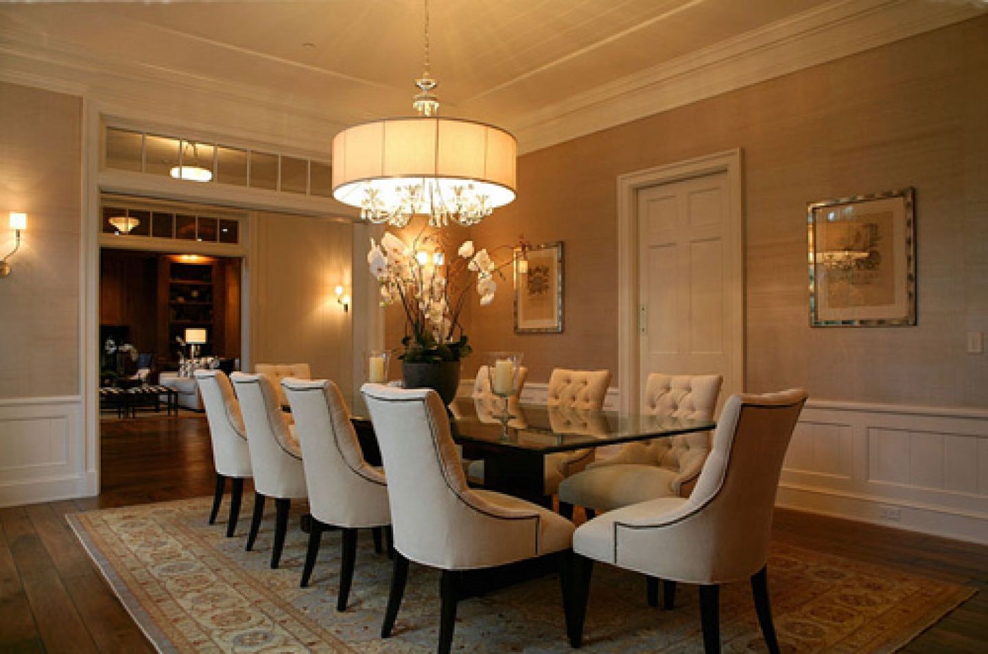 90 Stunning Dining Rooms With Chandeliers Pictures: How To Choose The Most Stunning Chandelier For Dining Room
